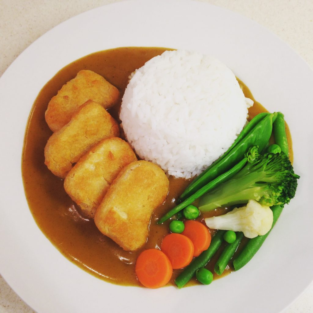 Easy Katsu Curry In A Hurry Ray The Vegivore